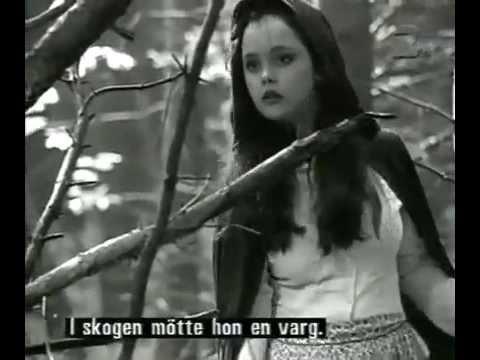 Christina Ricci - Little Red Riding Hood (1997) [B&W]