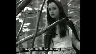 Christina Ricci - Little Red Riding Hood (1997) [B&W]