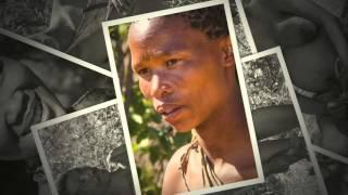 San Bush People, Namibia, Africa 2014