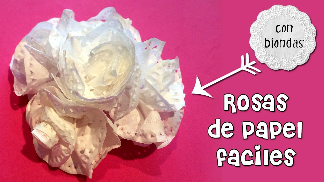 Como se hacen rosas de papel como se hacen rosas de - Como se hacen rosas de papel ...