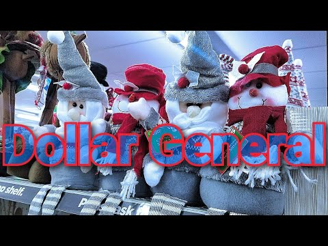 Dollar General Christmas Decorations 2019