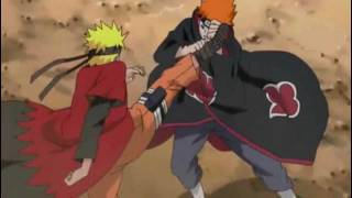 Naruto Vs Pain - What Lies Beneath