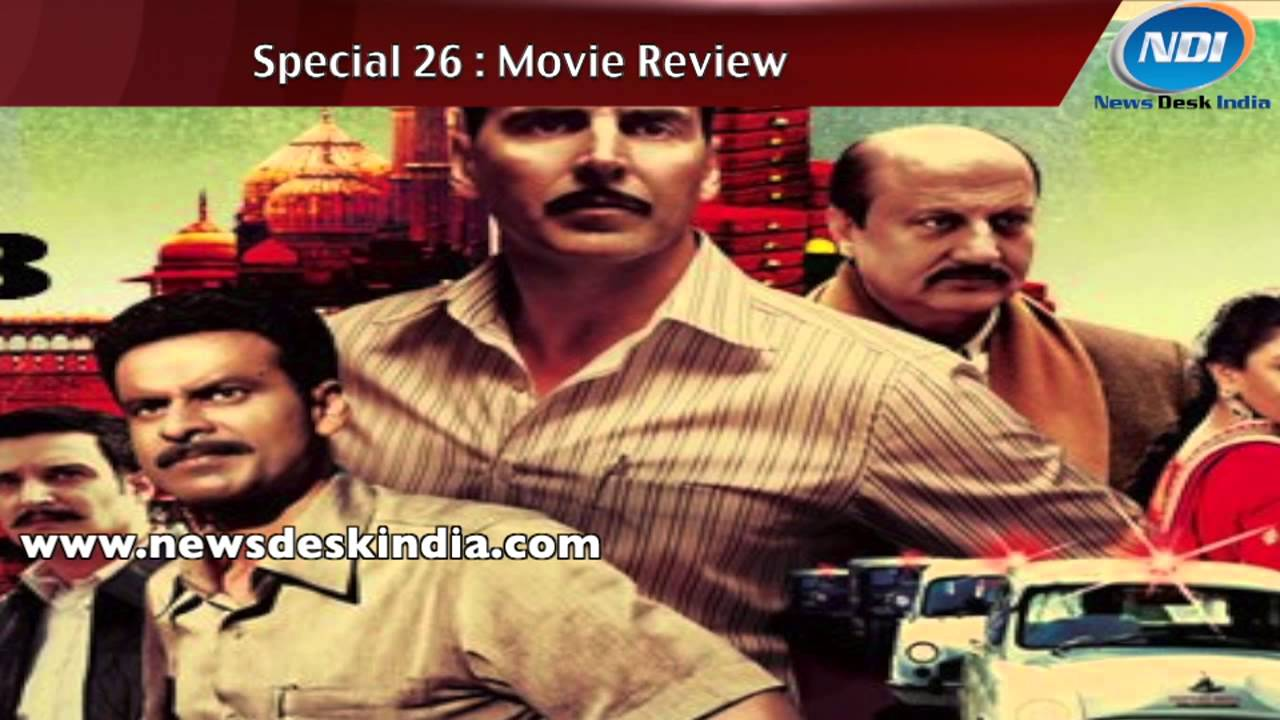 Special Chabbis Movie Review: Strong story and superb acting