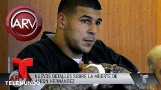 Suicidio de Aarón Hernández cuestionado por amigos | Al Rojo Vivo | Telemundo