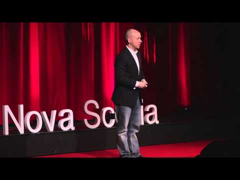 Audacity vs Austerity - The Struggle for Innovation in Higher Education: Bob Huish at TEDxNovaScotia