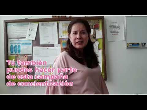 En octubre, mes de la lucha contra el Cáncer de Mama, YO ME VISTO DE ROSA