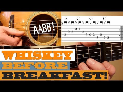 whiskey before breakfast bluegrass guitar lesson with tab youtube. Black Bedroom Furniture Sets. Home Design Ideas