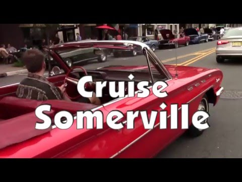 Somerville Cruise Music by Nasty Ned