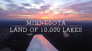 Lakes does minnesota have many How