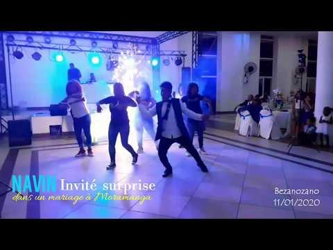MARIAGE MALAGASY - Navin invité surprise par la famille à MORAMANGA
