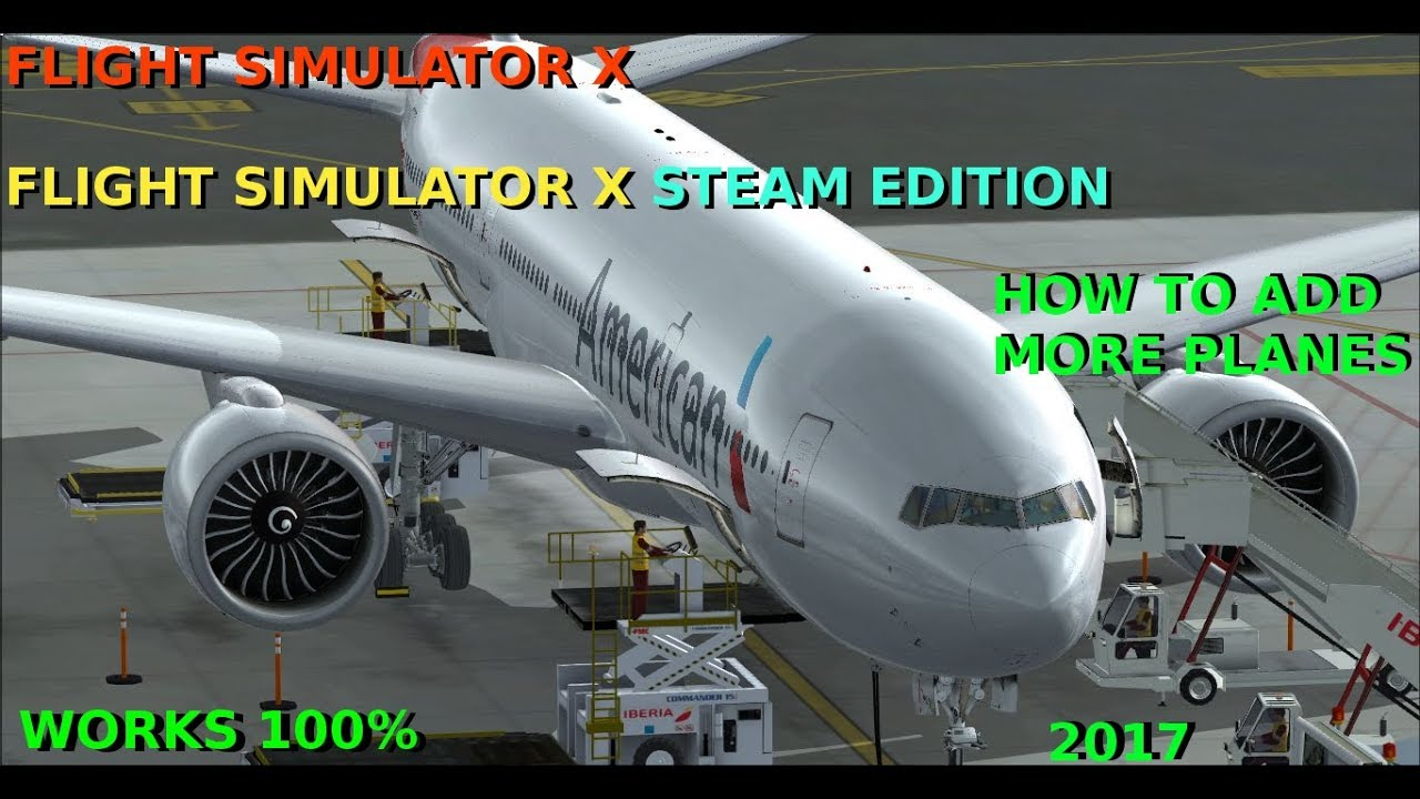 [FSX][FSX:SE][P3D] HOW TO ADD NEW PLANES TO FLIGHT SIMULATOR X | WORKS 100%