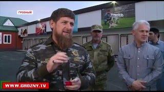 В Грозном открылся приют для бездомных животных
