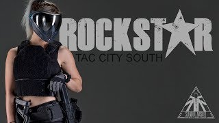 ROCKSTAR ★ || Airsoft Girl CRY$IS Speedsoft Gameplay Montage || Slender Airsoft || Tac City Airsoft