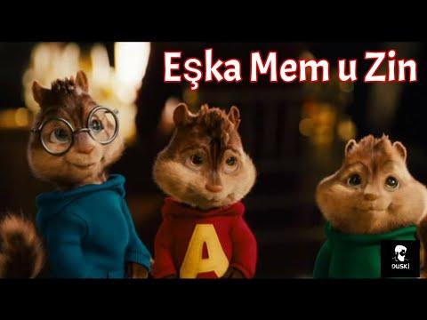 Eşka Mem u Zin ( Alvin ve sincaplar)!!! indir