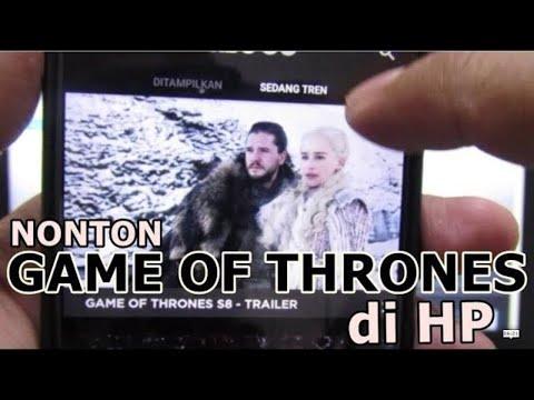Cara Nonton HBO Via HP Dengan HBO GO Di IndiHome