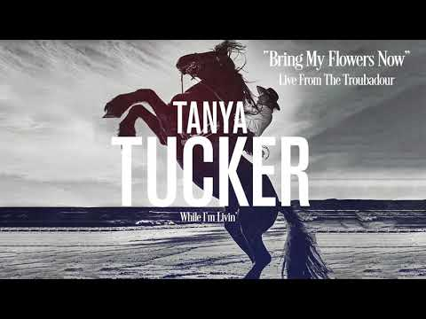Hear Tanya Tucker's Stunning Live 'Bring My Flowers Now'