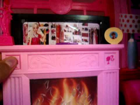 Minha casa da barbie de 3 andares youtube - Casa de barbie ...