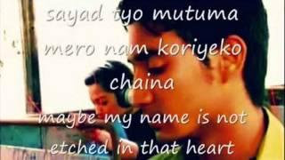 Nepali Song Adhuro Prem