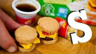 Micro Burger - Fridgecam