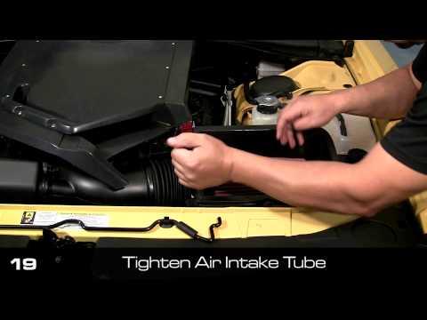 How To Install Your Cervini 08-13 Challenger Shaker Hood Kit