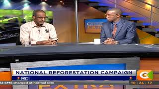 Citizen Extra: Mohammed Awer on the National reforestation campaign
