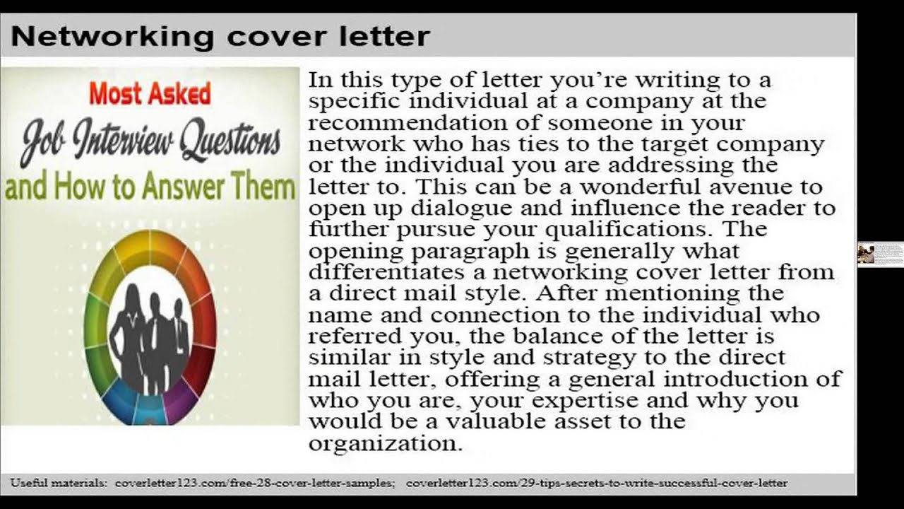Top 7 physician cover letter samples - YouTube