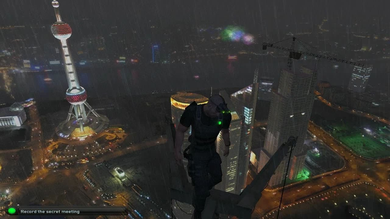 splinter cell double agent game download for pc