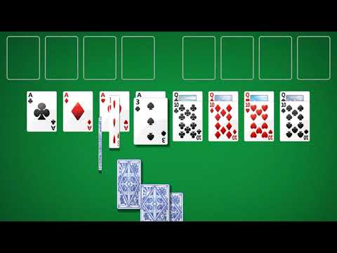 FreeCell # -1  :  Impossible to win in FreeCell game
