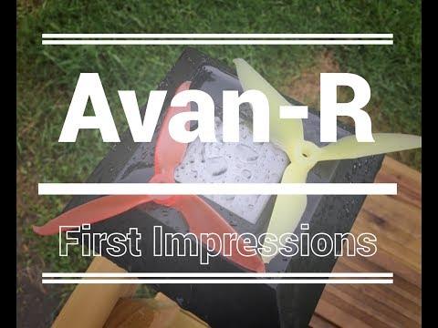 Avan-R First Impressions