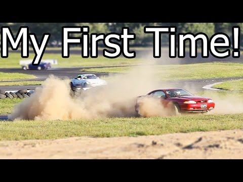 Thumbnail: What's it like to Go Drifting for the First Time?