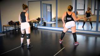 Twerk private class by Bootiful (24/06/15)