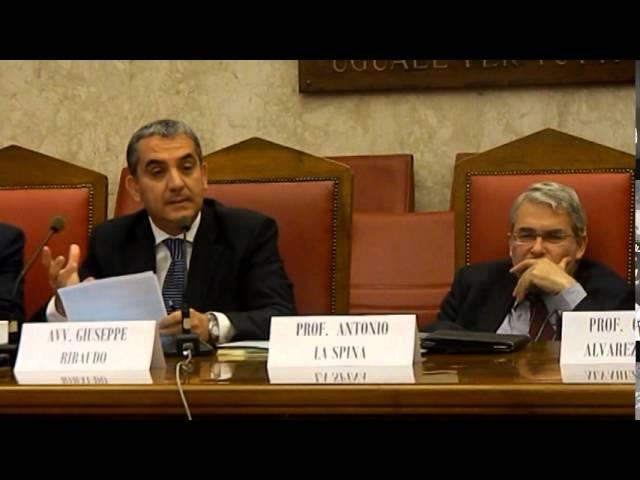 MEG Onlus Avv Giuseppe Ribaudo - Diritto amministrativo europeo e tutela del cittadino