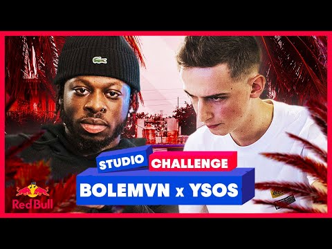 Youtube: BOLEMVN enflamme la DRILL d'YSOS (on était pas prêts) – Red Bull Studio Challenge #13