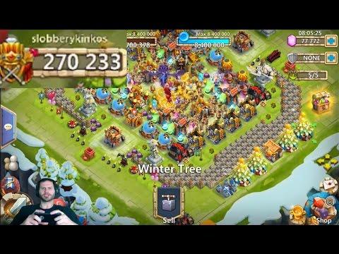 SlobberyKinkos BEAST 80k Gems GunSlinger NEEDED Castle Clash