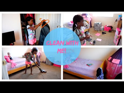 How To Clean Your Room⎪Clean With Me! Bedroom⎪AllaboutJaii