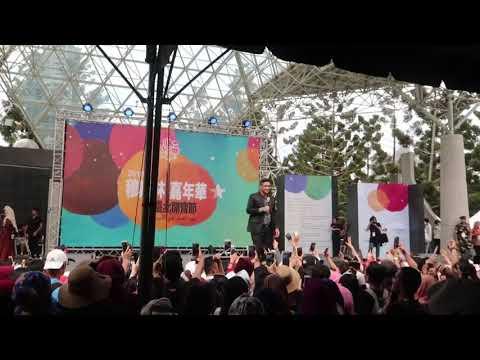 "PASHA - UNGU LIVE TAIPE TAIWAN 17-06-2018 "" ANDAI KU TAHU """