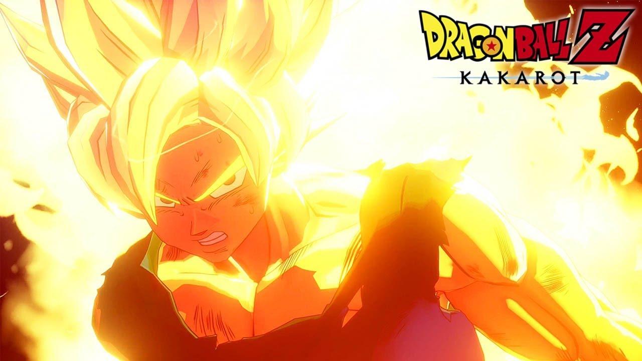 Goku turns Super Saiyan for the first time - Dragon Ball Z ...