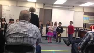 Открытый урок музыки в школе -2