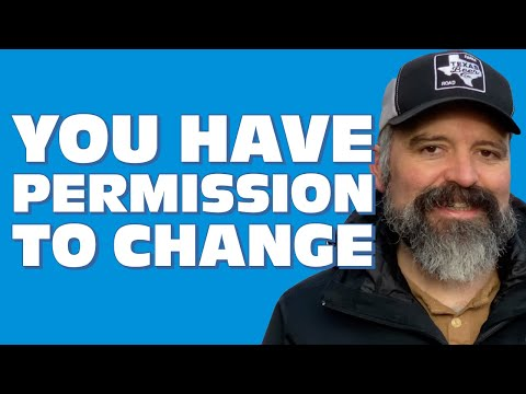 Tanzu Talk: giving permission to change - one cool trick to digital transformation better