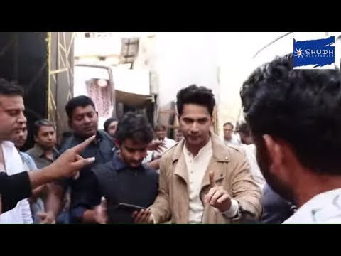 Varun Dhawan Gets ANGRY On Fan At Dance Plus 5, Watch Video    Shudh Manoranjan