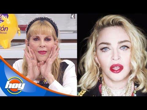 ¡Shanik Berman se toma su orina como Madonna para mantenerse joven! | Hoy