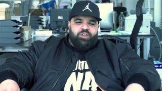 "Ali Bumaye über neues Album ""Rumble in the Jungle"""