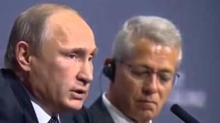 Путин  Что США конкретно сделали в Сирии Да у них каша в голове
