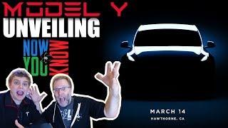 LIVE Tesla Model Y Unveiling!