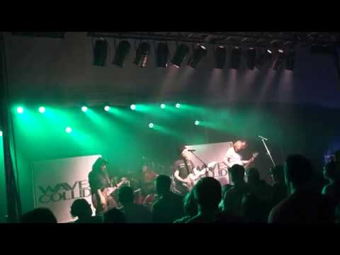 Waves Collide - Bird Dog (LIVE @ The Complexx in Eau Claire, WI - 4/21/2018)