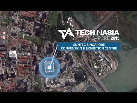 Tech in Asia Singapore 2015 Conference Highlights