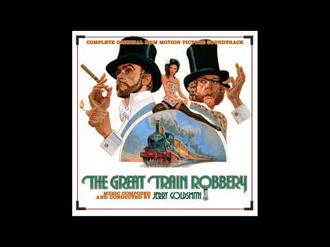 The Great Train Robbery | Soundtrack Suite (Jerry Goldsmith)
