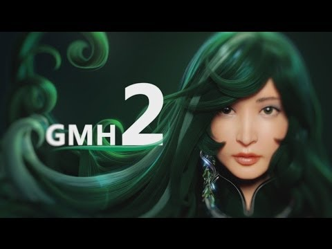 [Thunder Cloud] GMH2 Maya Hair Script promotion video