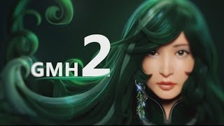 GMH2 Maya Hair Script promotion video