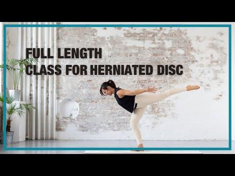 Full Length Yoga for Herniated Disc | Yoga with Celest Pereira